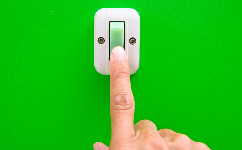 formas de ahorrar energía en casa