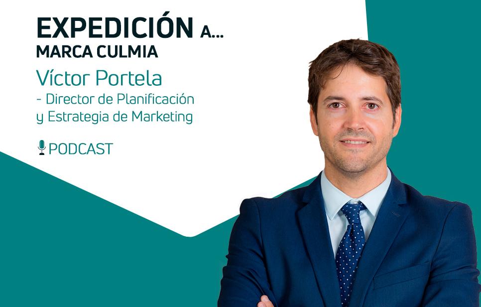 Podcast Expedición Culmia con Víctor Portela